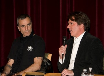 Daniel Day-Lewis and Director Rob Marshall