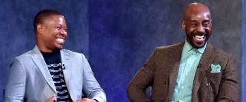 Jason Mitchell, Rob Morgan