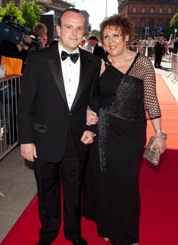 The BAFTA Cymru Awards Red Carpet, 23 May 2010 (© BAFTA/Huw John).