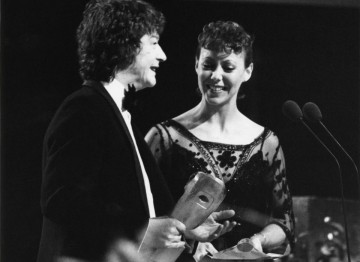 Hurt received the Supporting Actor BAFTA in 1978 for his role in Midnight Express. Photo: BAFTA/ Archive