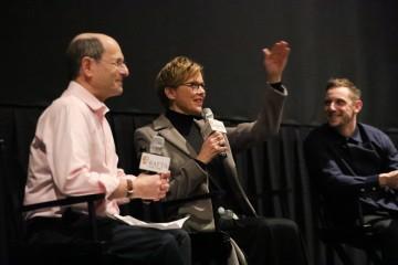 Brian Rose, Annette Bening & Jamie Bell