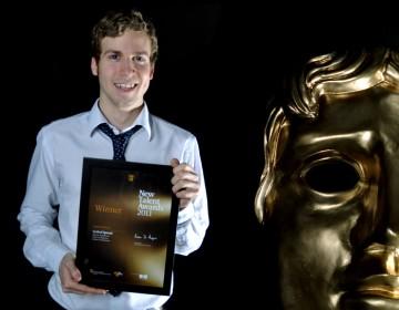 Best Experimental/Art Winner, Ian Robertson