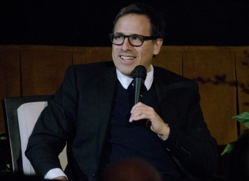 Behind Closed Doors with David O. Russell. December 2012