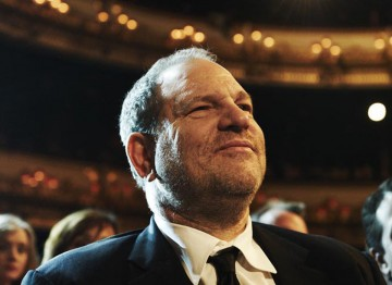 Harvey Weinstein, photographed at the 2010 Film Awards