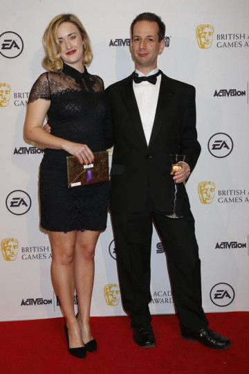 The BAFTA for Story was won by The Last of Us: Left Behind and presented by game designer Martin Hollis.