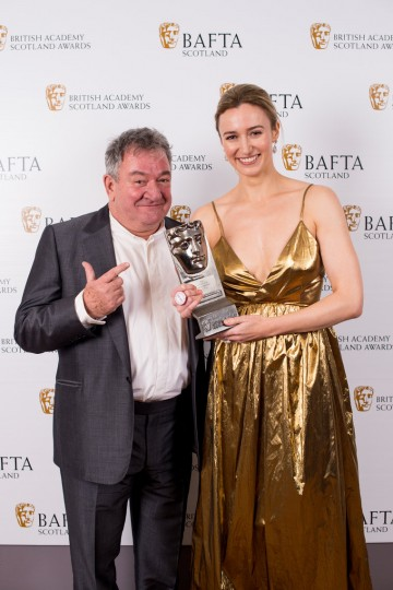 Citation reader Ken Stott & Deirdre Mullins, Actress Film