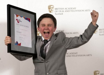 Winner for Acting Performance: Daniel Kerr for The Wee Man