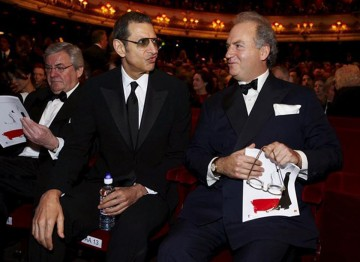 Jeff Goldblum at the 2008 Film Awards