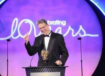 Joby Gee collected the Editing Factual BAFTA for Morgan Matthews' investigative documentary The Fallen (BAFTA / Richard Kendal).
