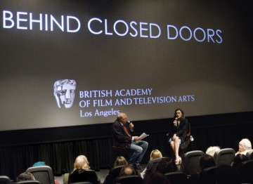 Behind Closed Doors with Keira Knightley. December 2012