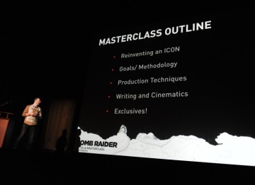 BAFTA Los Angeles presents a special Tomb Raider masterclass