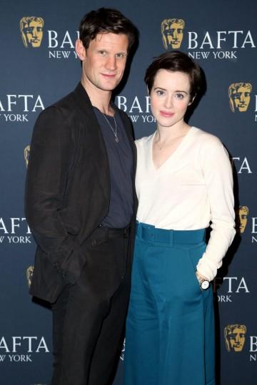 Matt Smith, Claire Foy