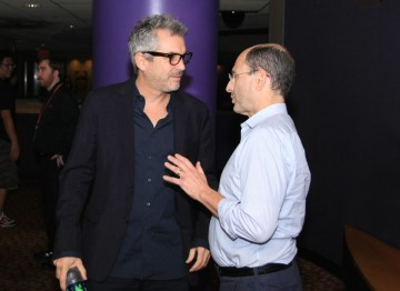 Director Alfonso Cuarón and Moderator Brian Rose