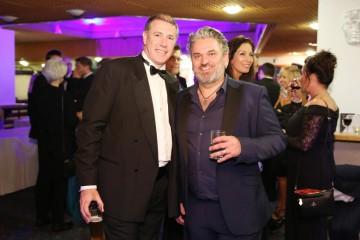 BAFTA Cymru Awards, Afterparty, Cardiff, Wales, UK - 02 Oct 2016