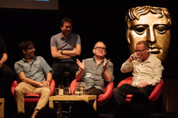 Sanjeev Kohli, Michael Hines, Ford Kiernan & Paul Riley