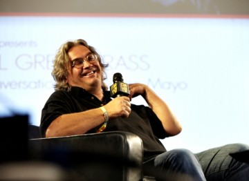 July 17: Paul Greengrass interview with Simon Mayo (Picture: Jonathan Birch)