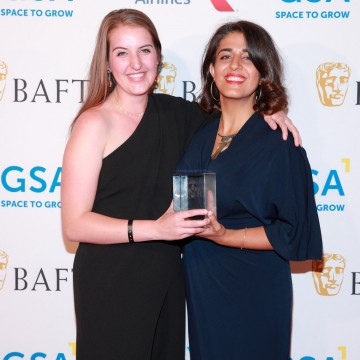 Documentary award winning filmmakers Ingrid Holmquist and Sana Malik