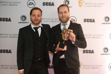 Orli and the Blind Forest wins the award for Artistic Achievement