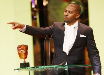 The prestigious Orange Rising Star Award is the only award voted for by the British Public. They chose Adulthood writer, director and actor Noel Clarke as this year's Rising Star (BAFTA / Marc Hoberman).