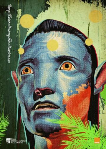 Avatar. Ilustration by Tavis Coburn