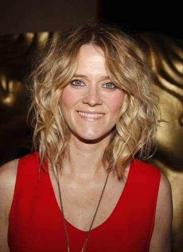 DJ and presenter Edith Bowman arrives at the Video Game Awards to announce the Oriignal Score winner.