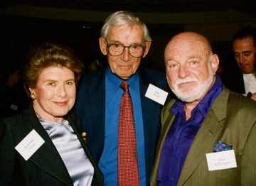 Josephine Green, Guy Green and John Schlesinger