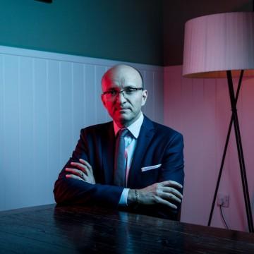Tim Hincks in the Boardroom at BAFTA 195 Piccadilly