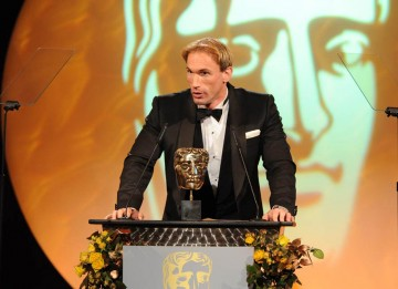 Dr Christian Jessen from the Embarassing Bodies series presented the hotly contested Titles category.