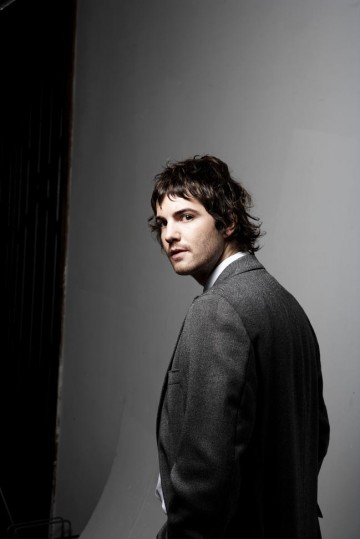 English actor Jim Sturgess.