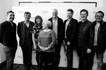 Outlander: Behind the Scenes - Michael Wilson, David Brown, Nina Ayers, Annie McEwan, Ali Walker, Gary Steele, Stuart Bryce & Nick Heckstall Smith