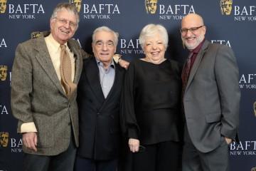 Jay Cocks, Martin Scorsese, Thelma Schoonmaker, Joe Neumaier