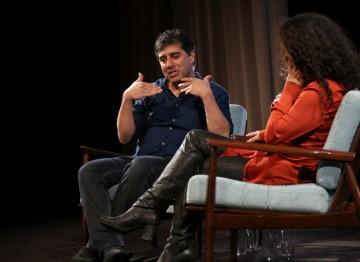 Hossein Amini & Tanya Seghatchian