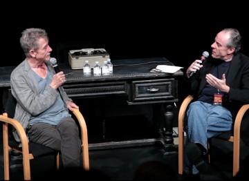 Behind Closed Doors with John Hurt. October 2012
