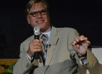 Behind Closed Doors with Aaron Sorkin. August 26 2013.