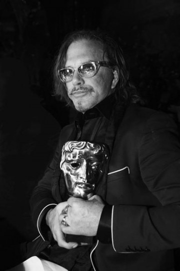 Mickey Rourke at the 2009 Film Awards