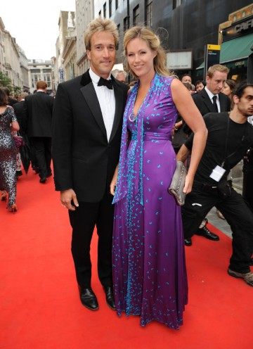 Ben Fogle arrives to present the BAFTA for Features (BAFTA/Richard Kendal).