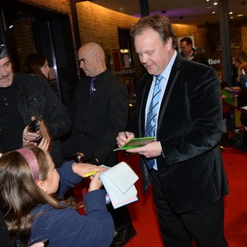 Justin Fletcher at the BAFTA Children's Awards 2015 at the Roundhouse on 22 November 2015