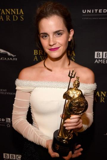 Honoree Emma Watson