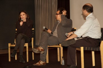 Keira Knightley, Director Joe Wright and Moderator Brian Rose