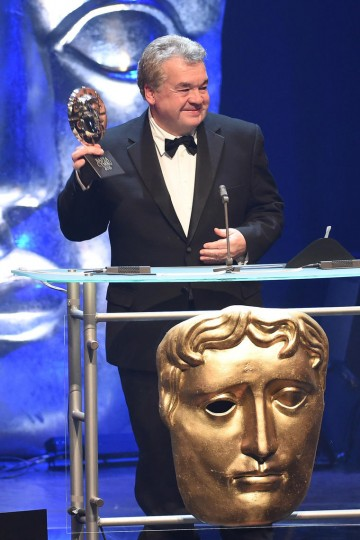 BAFTA Cymru Awards, Ceremony, Cardiff, Wales, UK - 02 Oct 2016