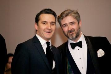 Alastair Mackenzie and Colin Kennedy