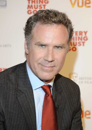 Mr. Ferrell prior to the Life in Pictures event. (Picture: BAFTA / S. Finn)