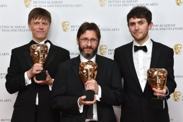 Alex Sawyer, Howard Bargroff and Adam Armitage win Sound: Fiction for The Night Manager
