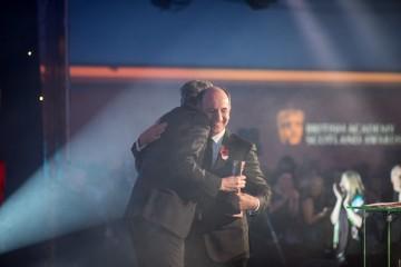 Armando Iannucci & Peter Capaldi