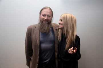 Event: St. Andrews Day Celebration: In Conversation with David MackenzieDate: Friday 30 November 2018Venue: BAFTA, 195 Piccadilly, LondonHost: Edith Bowman-Area: Portraits