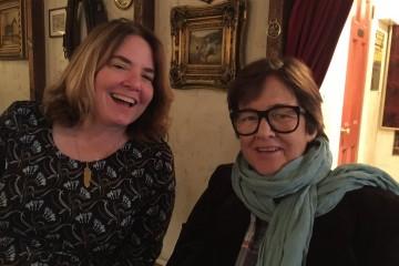 Ellen Doherty & Diana Manson