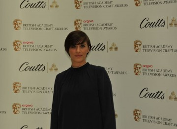 Vicky McClure at the Television Nominee's Party 2012