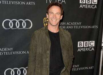 Actor Stephen Moyer