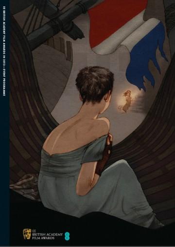 Les Miserables Brochure Cover - 2013