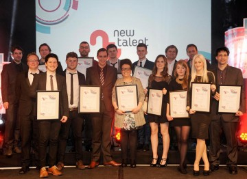 New Talent 2014 Award Winners